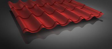 pfannenprofil stahlblech dachplatten shop. Black Bedroom Furniture Sets. Home Design Ideas
